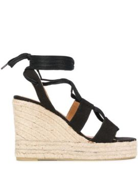 Boris Wedge Sandals - Castañer
