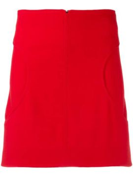 Curved Pocket Skirt - Courrèges