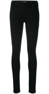 Skinny Fit Trousers - 7 For All Mankind