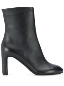 Mid Length Zip Boot - Del Carlo