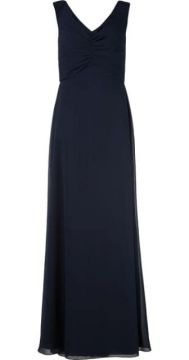 V-neck Evening Gown - Amsale