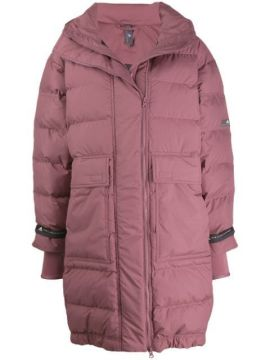 Oversized Puffer Jacket - Adidas By Stella Mccartney