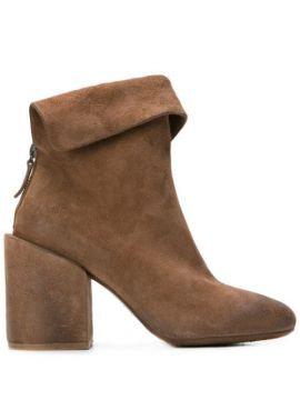 Ankle Boot Com Aba - Marsèll