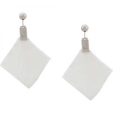 Cloth Style Earrings - Jacquemus