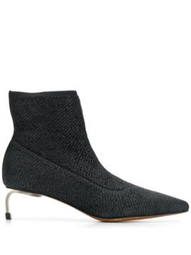 Pointed Ankle Boots - Clergerie