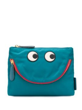 Happy Eyes Pouch - Anya Hindmarch