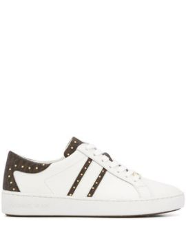 Stud Detail Low Top Sneakers - Michael Kors Collection
