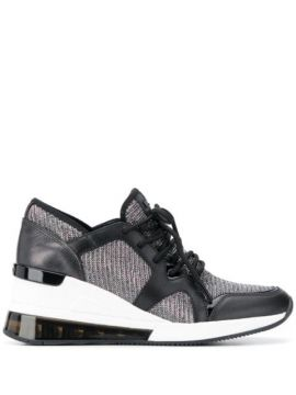 Wedge-heel Low Top Sneakers - Michael Kors Collection