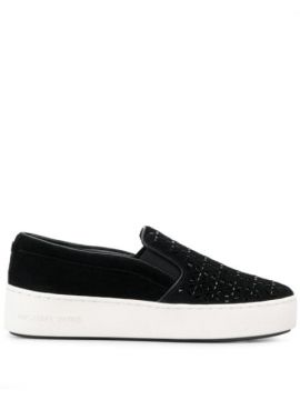 Slip-on Plimsoll Sneakers - Michael Kors Collection