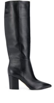 Knee High Leather Boots  - Sergio Rossi