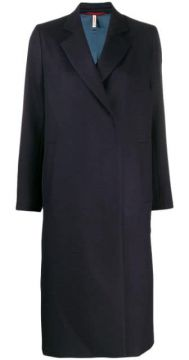 Long Water Repellent Coat - Indress