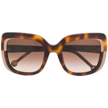 Oversized Sunglasses - Ch Carolina Herrera
