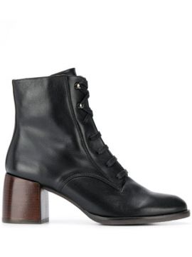 Omast Lace-up Ankle Boots - Chie Mihara