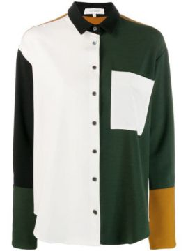 Camisa Color Block - Chinti & Parker