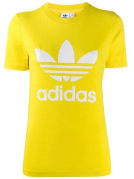 Short Sleeved Logo T-shirt - Adidas