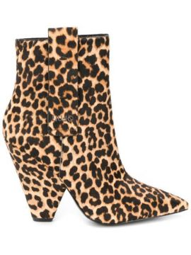 Ankle Boot Animal Print - Liu Jo