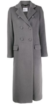 Double Breasted Coat - Be Blumarine