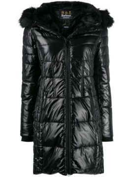 Hooded Padded Coat - Barbour