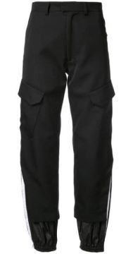 Tapered Cargo Trousers - Delada