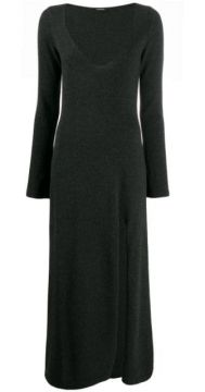 Long Knitted Dress - Canessa