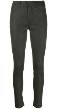 High-waisted Skinny Jeans - Dondup