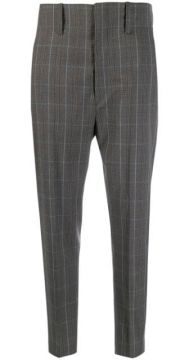 Chequered Suit Trousers - Isabel Marant étoile