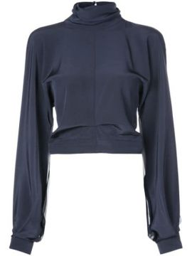 Sheer Silk Blouse - Cushnie
