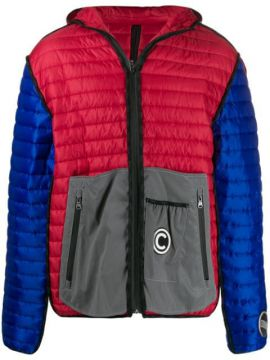 Quilted Panelled Jacket - Colmar A.g.e. By Shayne Oliver