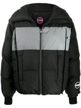 Contrast Padded Jacket - Colmar A.g.e. By Shayne Oliver
