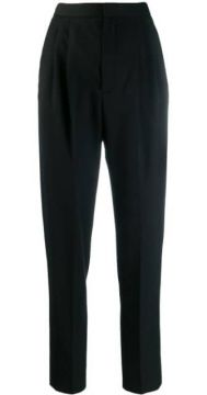 Tapered Tailored Trousers - Saint Laurent