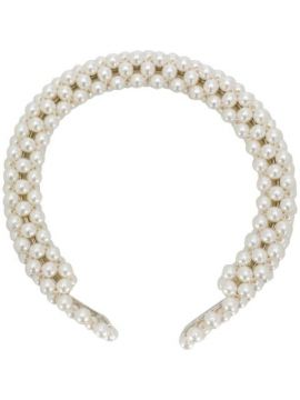 Antonia Faux Pearl Headband - Shrimps
