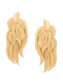 Elvira Clip Earrings - Aurelie Bidermann