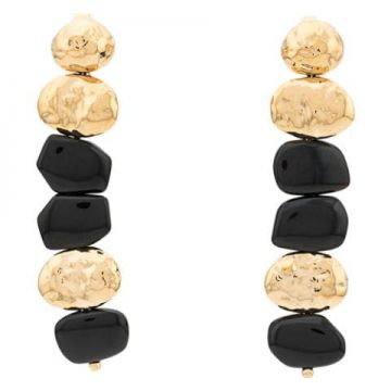 Honey Clip Earrings - Aurelie Bidermann