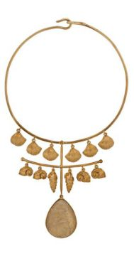 Panama Quartz Necklace - Aurelie Bidermann