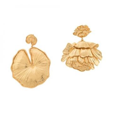Giverny Mismatched Earrings - Aurelie Bidermann