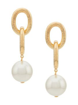 Manon Pearls Earrings - Aurelie Bidermann