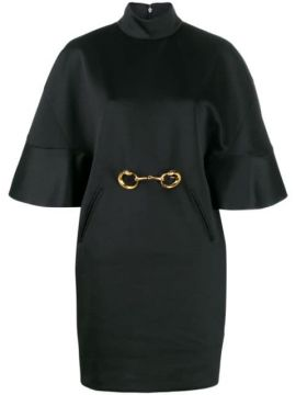 Short-sleeve Mini Dress - Cavalli Class