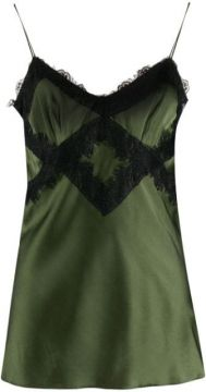 Shimmering Mystery Camisole - Dorothee Schumacher