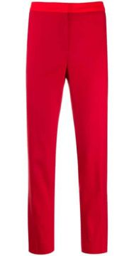 Regular Fit Tailored Trousers - Escada