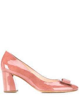 Bow-detail Pumps - Hogl
