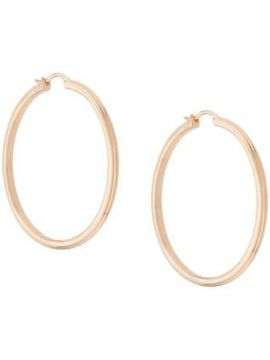 Large Linia Hoop Earrings - Astley Clarke
