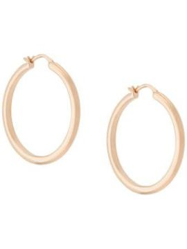 Medium Linia Hoop Earrings - Astley Clarke