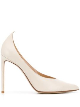 Pointed Toe Pumps - Francesco Russo