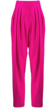 High-waisted Pull-on Trousers - Attico