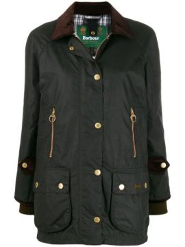 Beaufort Waxed Jacket - Barbour
