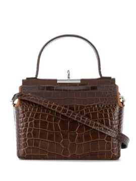 Embossed Box Bag - Gude
