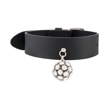 Crystal Disco Ball Choker - Alessandra Rich