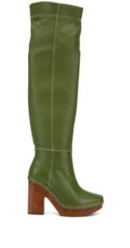 Over The Knee Boots - Jacquemus