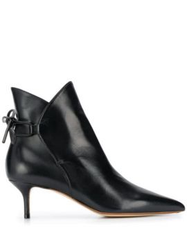 Pointed Ankle Boots - Francesco Russo