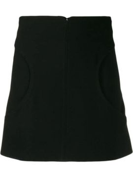 A-line Mini Skirt - Courrèges
